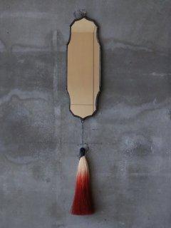reimi Mirror with Dyed tassel