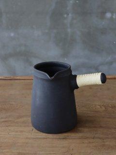 薬師寺和夫 耐熱鍋 黒
