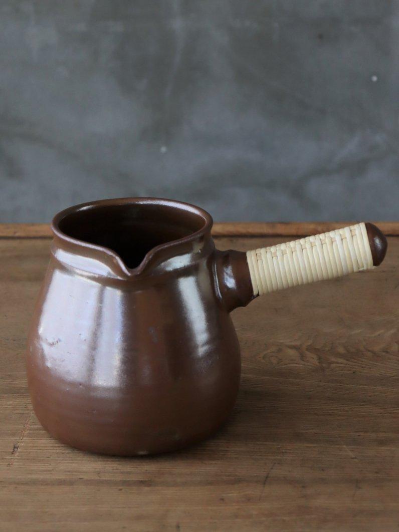 薬師寺和夫 耐熱鍋 茶