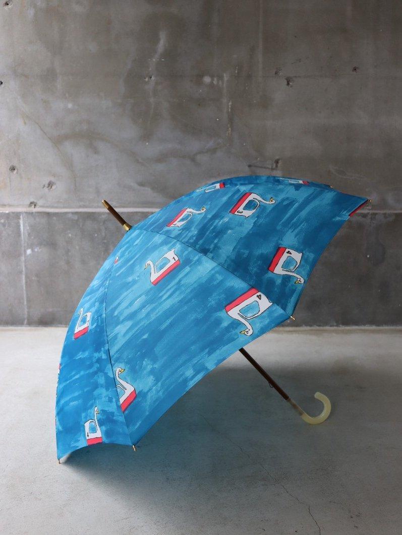 イイダ傘店 スワン 雨傘