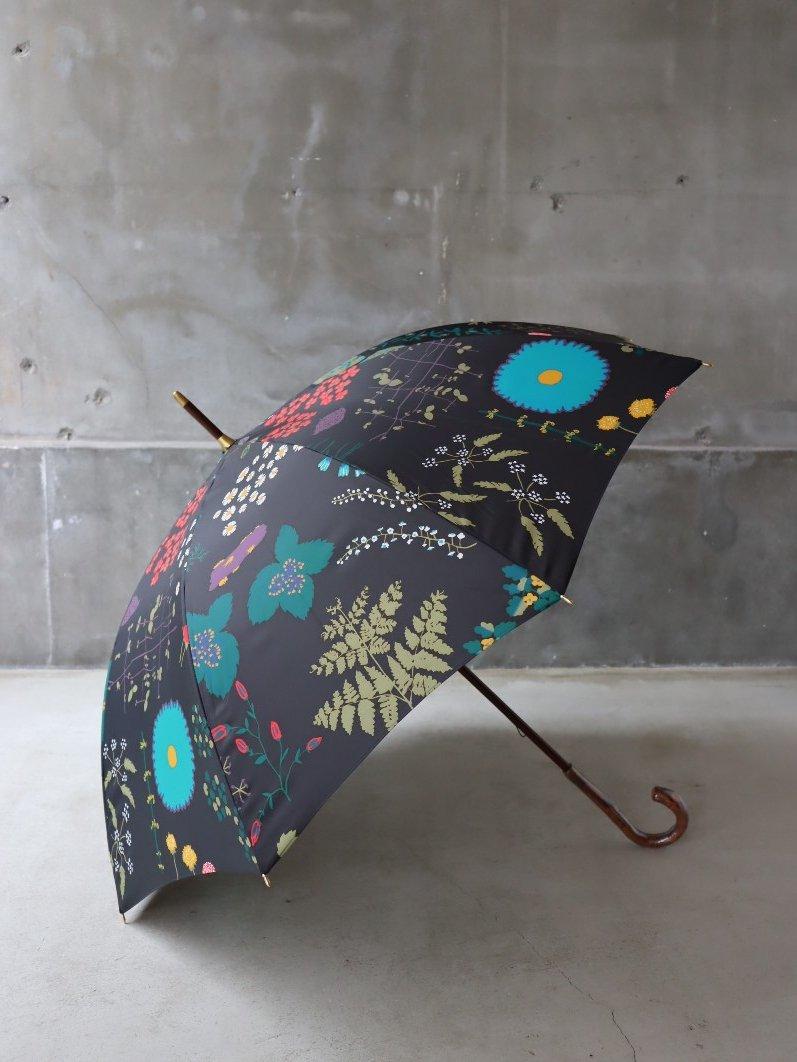 イイダ傘店 森の花 雨傘