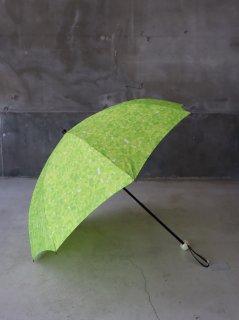 イイダ傘店 そら豆 雨傘折りたたみ
