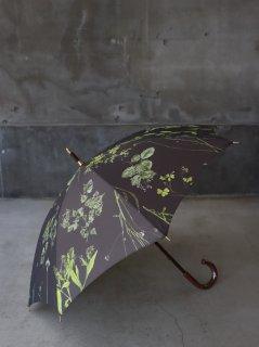 イイダ傘店 押花 晴雨兼用