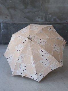 イイダ傘店 ぶどうパン 日傘