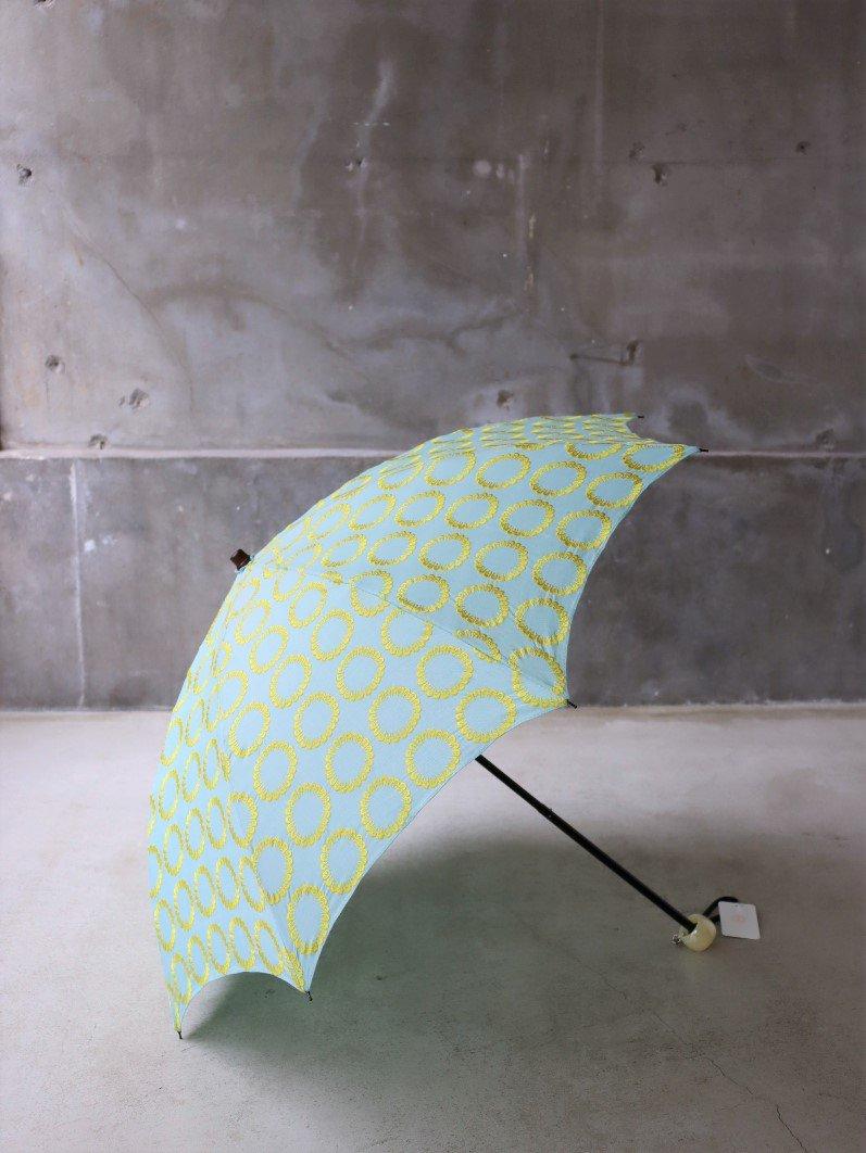 イイダ傘店 トウモロコシ 日傘折りたたみ