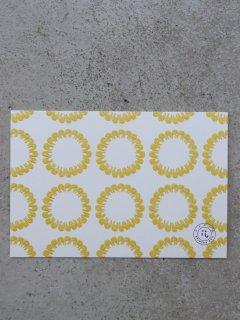 イイダ傘店 ポストカード トウモロコシ