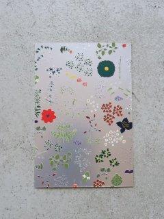 イイダ傘店 ポストカード 森の花