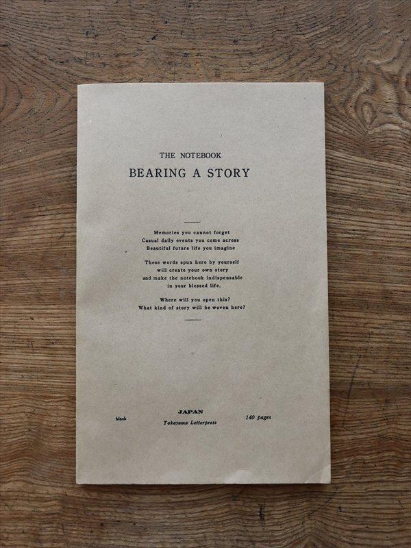 高山活版室 物語が生まれるノート(THE NOTEBOOK BEARING A STORY)