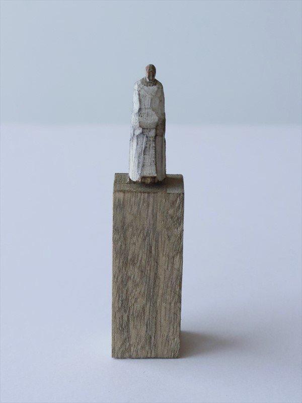オレクトロニカ wood figure 小 A