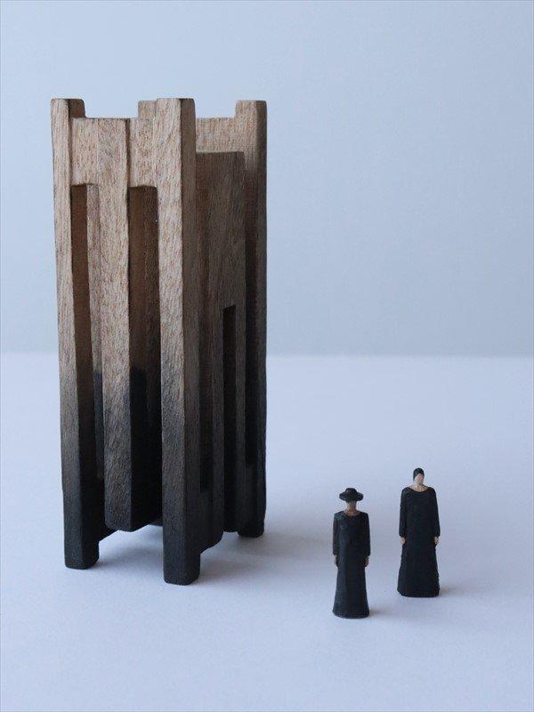オレクトロニカ wood structure box 大 C