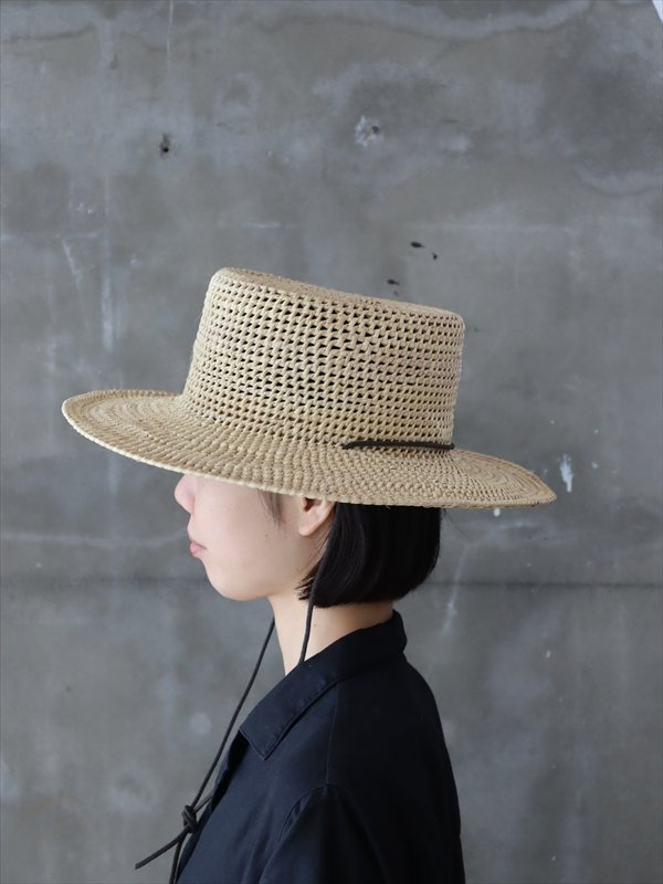 PALM KNOTTED HAT STANDARD