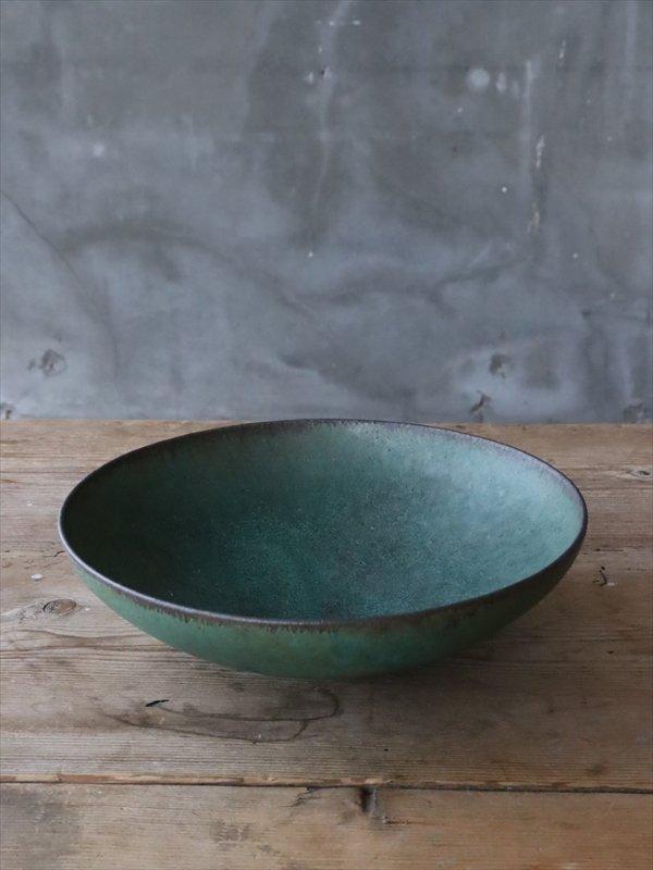 錆枝 青銅鉢