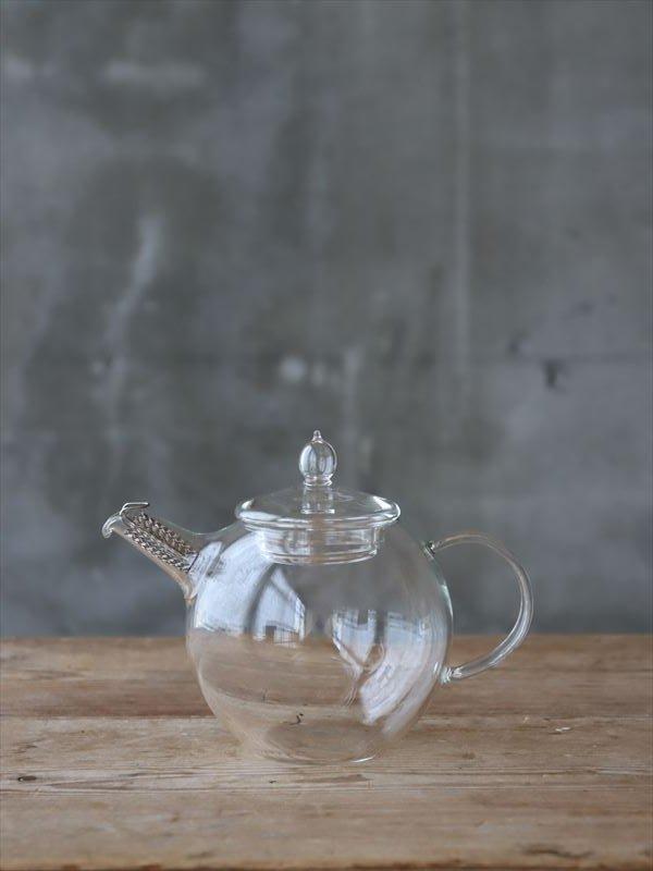 耐熱ガラス 紅茶ポット 0.5L