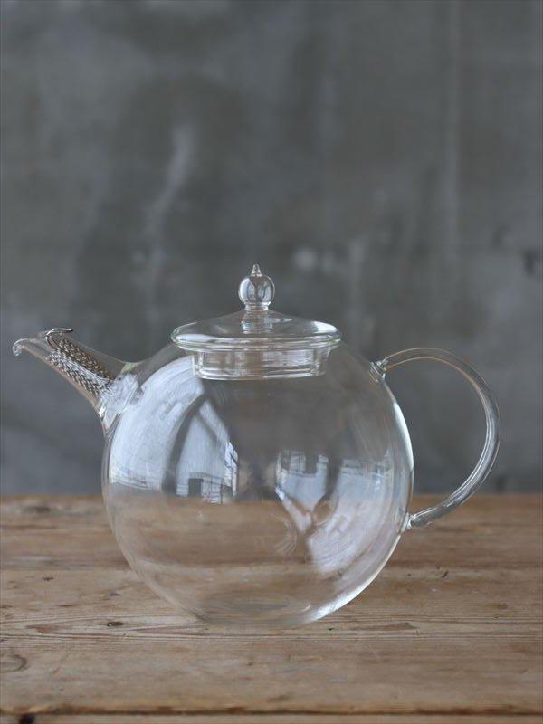 耐熱ガラス 紅茶ポット 1.0L