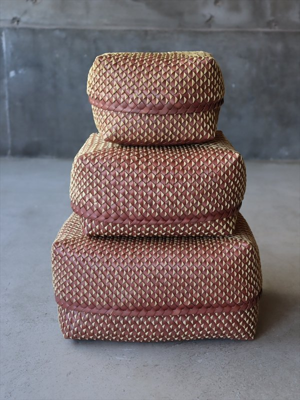 Kottan Basket  Marron