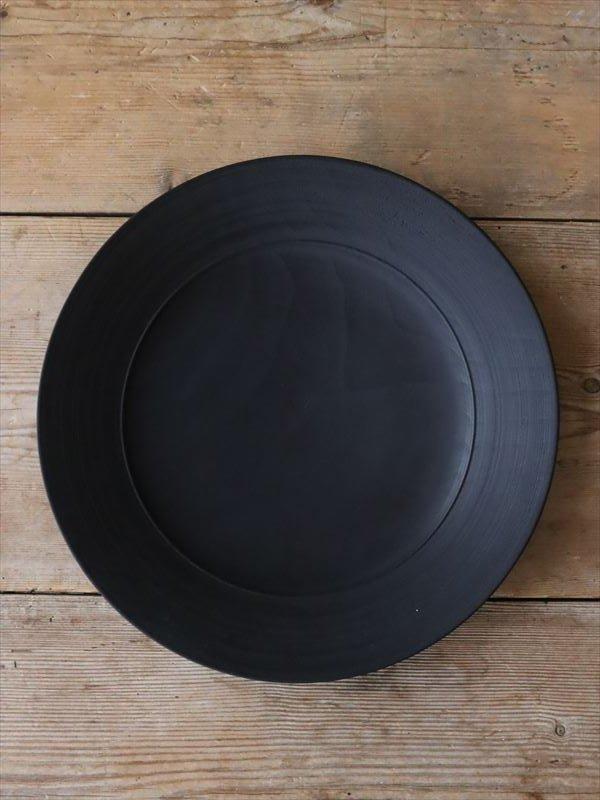 運天達也 イチョウのリム皿
