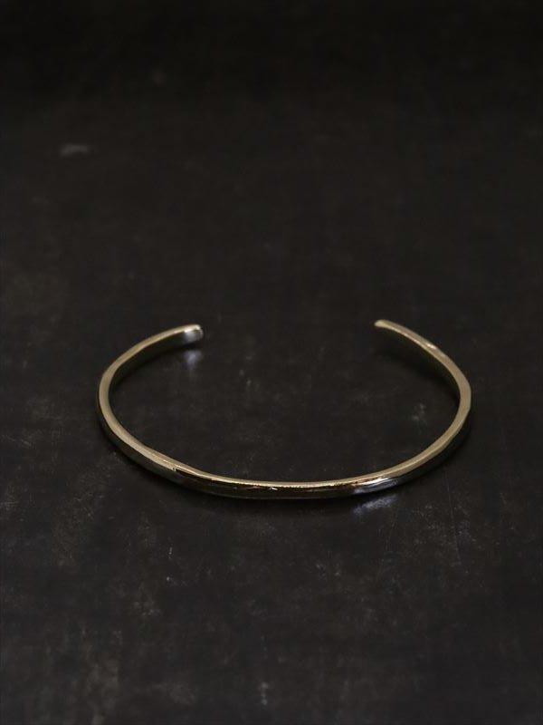 accessories mau  細 brass bangle