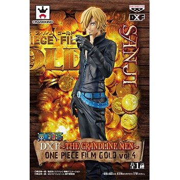 販促ポスター付 ワンピース DXF THE GRANDLINE MEN ONE PIECE FILM GOLD Vol.4 サンジ