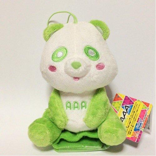 AAA え~パンダ 肩のりぬいぐるみ 浦田直也 単品