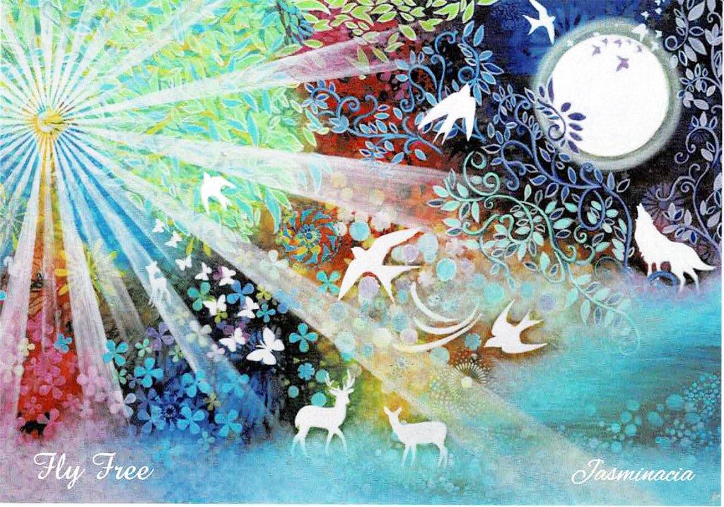 Jasminacia Healing Art  【 Flyfree 】