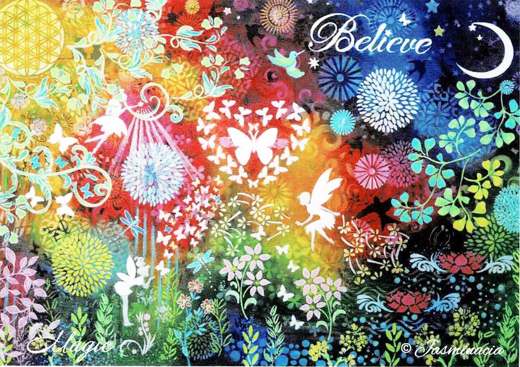 Jasminacia Healing Art  【 Believe】