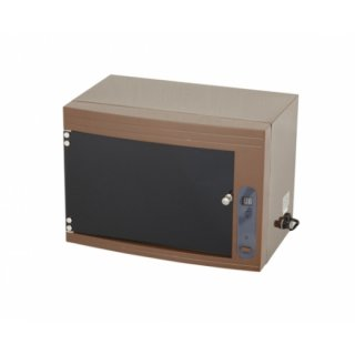 WG-124-06 新品消毒器ステアライザー(デジタルタイマー付)ブラウン   (HB)FV
