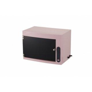 WG-125-06 新品消毒器ステアライザー(デジタルタイマー付)ピンク   (HB) FV