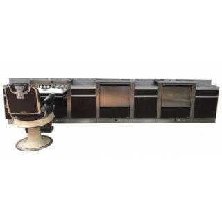 EB-764-16  サロンコンソール 3連セット ラグジャリ—タイプ 在庫数1(HB)