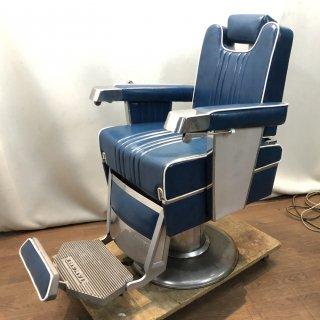 RB-060-10 タカラ製 理容椅子 シート張替込  (HB)