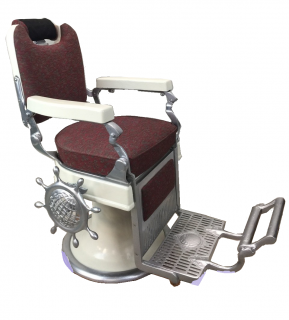 RB-062-10 再生品 タカラベルモント製 理容椅子 1号 (HB)
