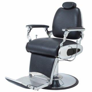 EC-232-04 理容椅子BROOKLYN(ブルックリン) ブラック(HB)