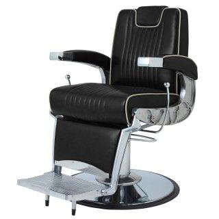 EC-236-04 理容椅子OLDEST-DX(オールデスト デラックス) ブラック(HB)