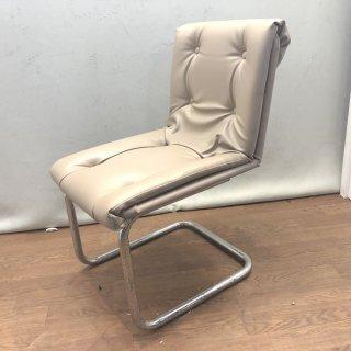 G-749-16 オオヒロ製 レトロ 待合椅子 在庫数2(HB)