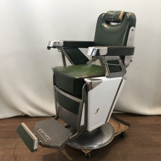RB-065-16 タカラベルモント製昇降 理容椅子 57号