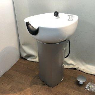 SA-865-16 シャンプースタンド(日本製水栓金具セット)陶器ホワイト(HB)