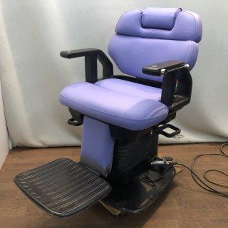 EC-729-16 タカラ製理容椅子 プラス背もたれ分離直上タイプ (HB)