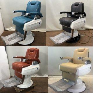 EC-742-10 再生品 理容椅子659タカラ製 在庫2台(HB)