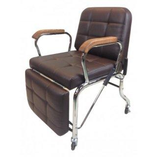 CB-454  多目的手動シャンプー椅子 キャスター付き  (HB)