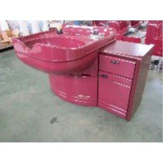 EB-500-16 新明和製前洗面 ELBE II 1連 FSP-310  ヒーターランプ 高 脇箱 小 タイプ 在庫数 1(SD)