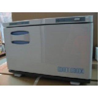 F-007-10 ◆展示品◆おしぼり蒸し器・ホットボックス タオルウォーマーHB-114F(HB)