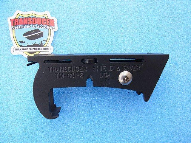 TRANSDUCER SHIELD /& SAVER TM-Csi-2 Humminbird side image
