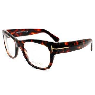 TOM FORD(トムフォード) メガネフレーム TF5040 col.182 ブラウンデミ(べっこう) 伊達メガネとしてもオススメ