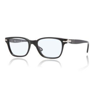 persol(ペルソール) メガネフレーム PO3003V col.95 BLACK(ブラック) 52サイズ