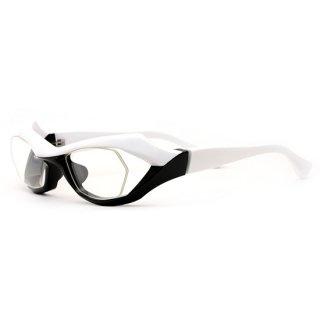 FACTORY900(ファクトリーキュウヒャク) メガネフレーム FA-324 Col.011 white/black(白/黒)