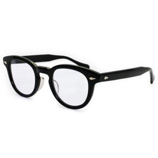 TART OPTICAL ARNEL(タート オプティカル アーネル) JD-55 44□24サイズ col.001 Black 1955年にジェームズディーンが愛用したメガネを忠実に復刻