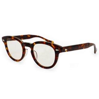 TART OPTICAL ARNEL(タート オプティカル アーネル) JD-55 46□24サイズ col.002 Walnut 1955年にジェームズディーンが愛用したメガネを忠実に復刻