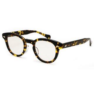 TART OPTICAL ARNEL(タート オプティカル アーネル) JD-55 46□24サイズ col.006 Tokyo Tortoise ジェームズディーンが愛用したメガネを忠実に復刻
