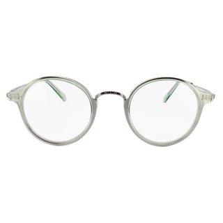 増永眼鏡(マスナガメガネ) GMS-826 #11 Green/Black Silver