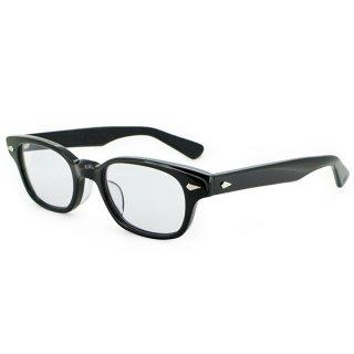 TART OPTICAL EX-MAN(タート オプティカル イーエックスマン) 48□21サイズ col.001 BLACK(ブラック)