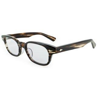 TART OPTICAL EX-MAN(タート オプティカル イーエックスマン) 50□21サイズ col.003 BLACK SHADE(ブラックササ)
